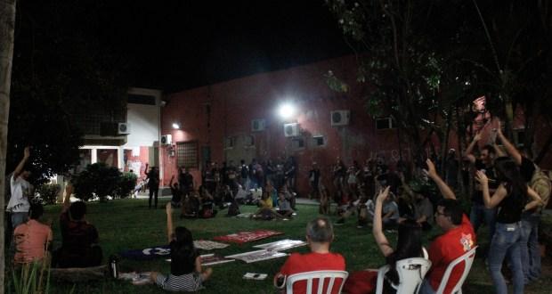 URCA adere a greve geral da educação e aprova paralisação por 48 horas