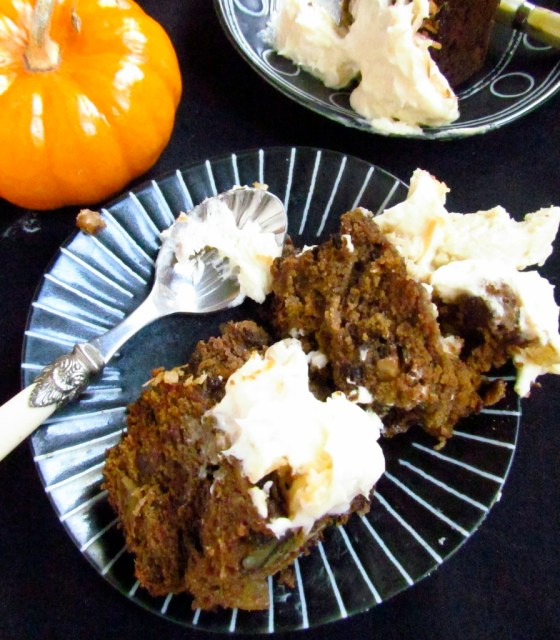 #pumpkin bread