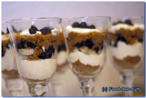 Banana & Blueberry Parfait: Easy Summer Dessert
