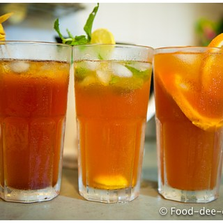Home-Made Iced Tea: 3 Ways