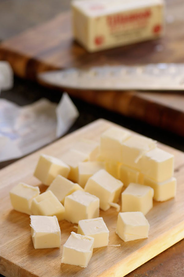 How to soften butter quickly and easily for cake baking