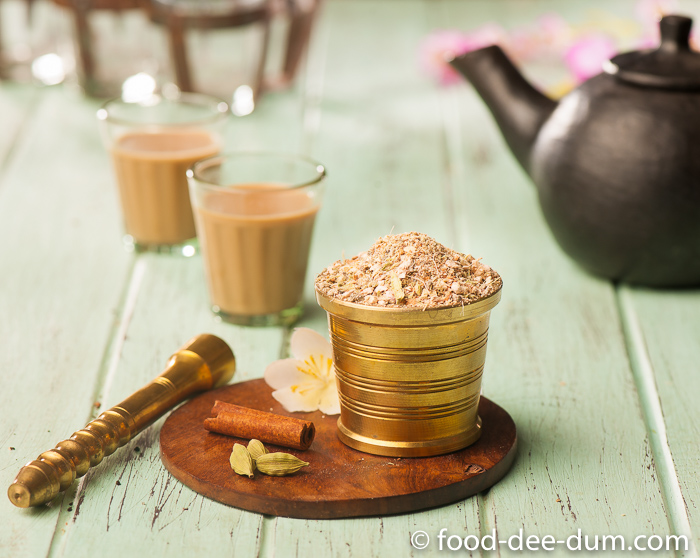 how to make tea with milk powder in hindi