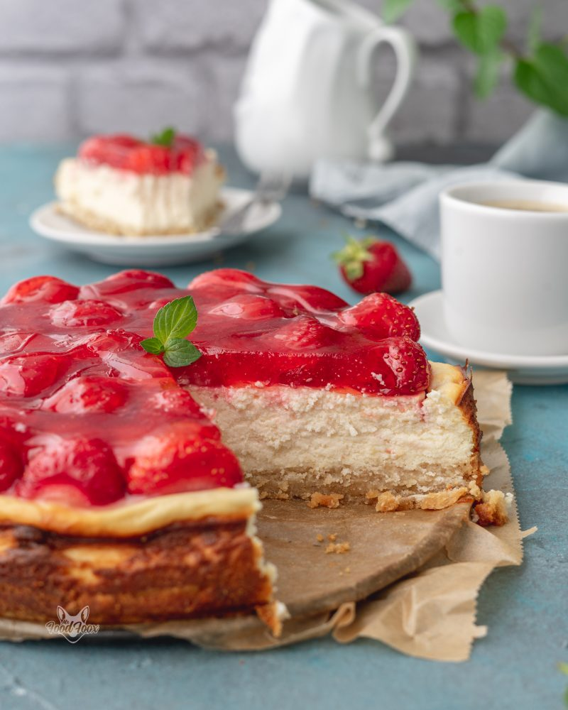 Strawberry Choosecake