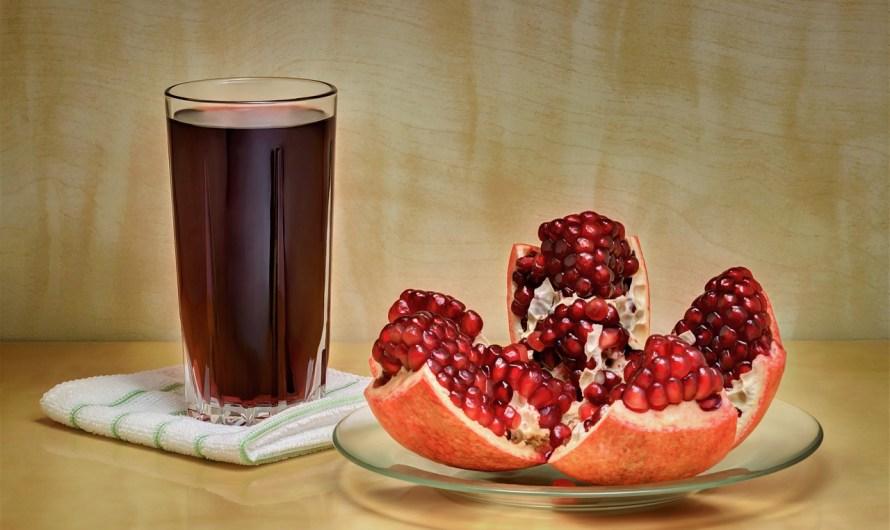 Целебные свойства гранатового сока