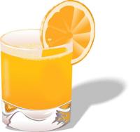 Питательная ценность апельсинового сока