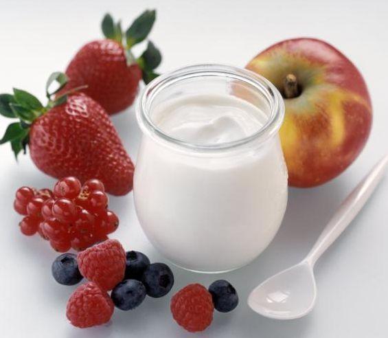 Йогурт помогает от молочницы