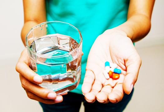 Алкоголь и витамины