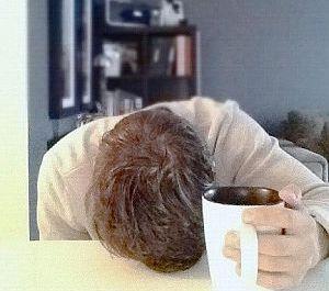 Кофе вызывает бессонницу
