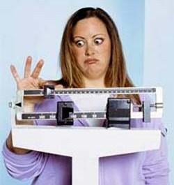 Ошибки при снижении веса