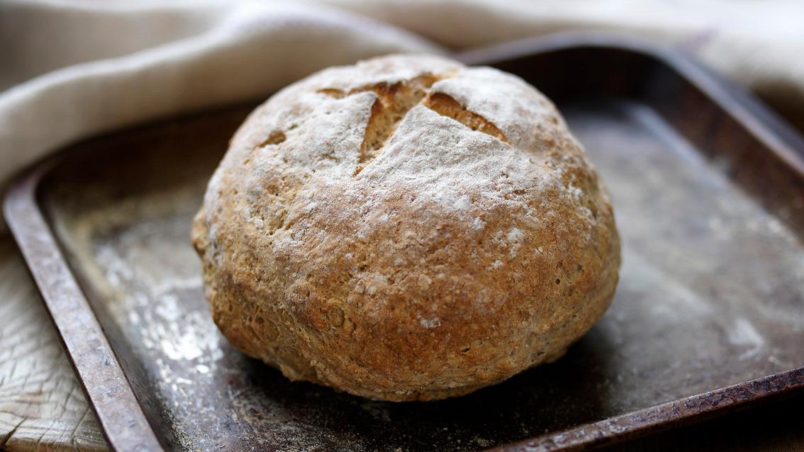 kuliner khas Irlandia - roti soda