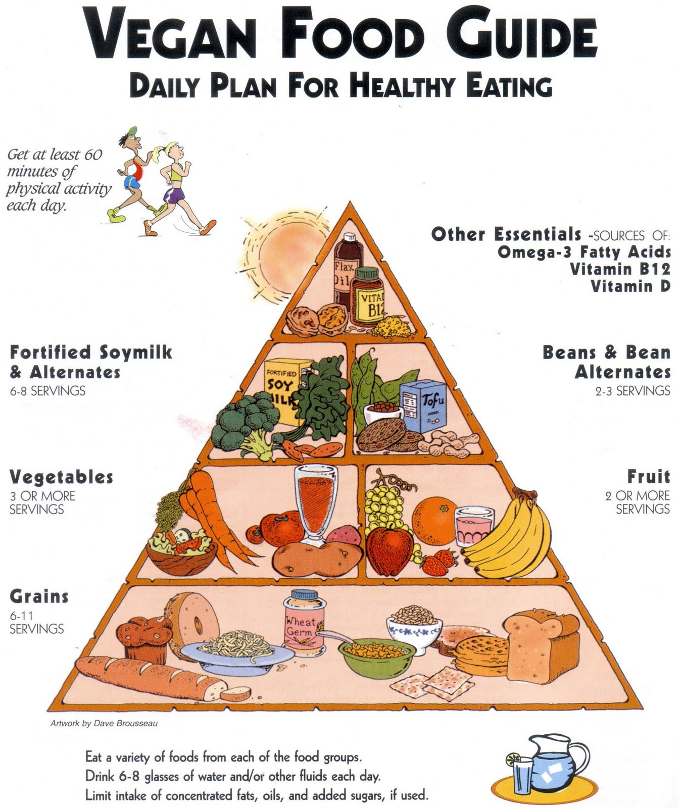 Usda Food Pyramids Food Pyramid