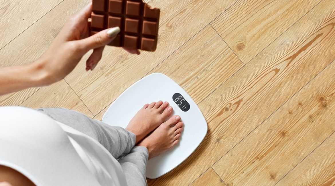 dieting and gaining weight