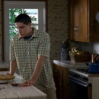 """Яблочный пирог из """"Американского пирога"""""""