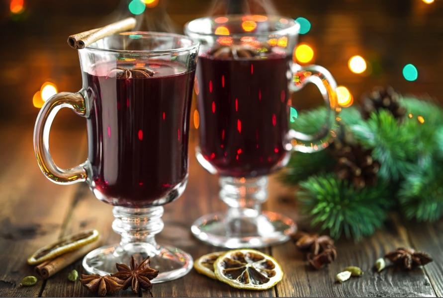 Рождественский глинтвейн — классический вкус праздника