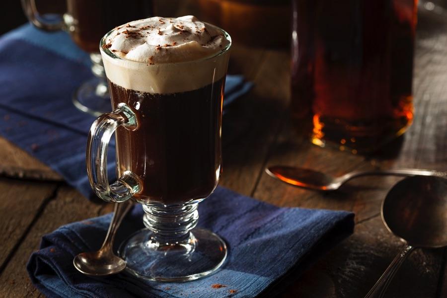 Кофе по-ирландски. Бессмертная классика