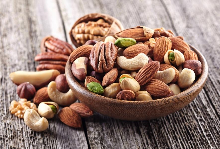 Орехи: кто полезней и в каких количествах?