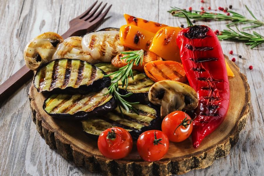 Овощи-гриль — ваш идеальный гарнир