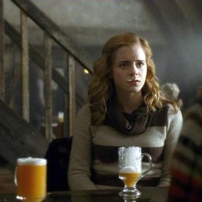 """Сливочное пиво из """"Гарри Поттера"""""""
