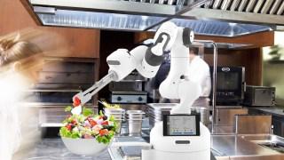 キッチンロボット:Alfred