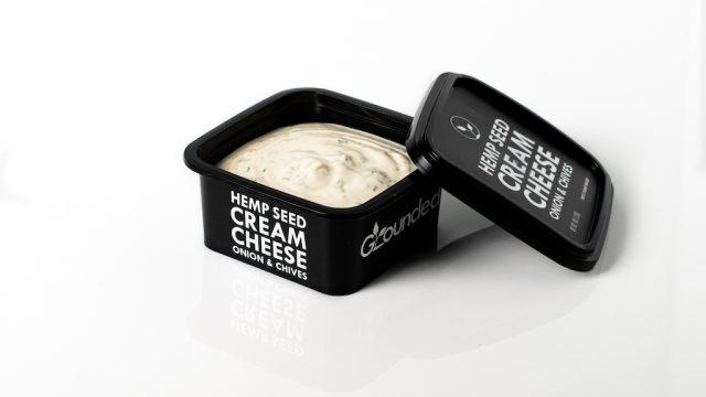 ヘンプシードクリームチーズ
