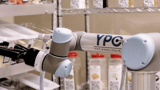 キッチンロボ「YPC1」