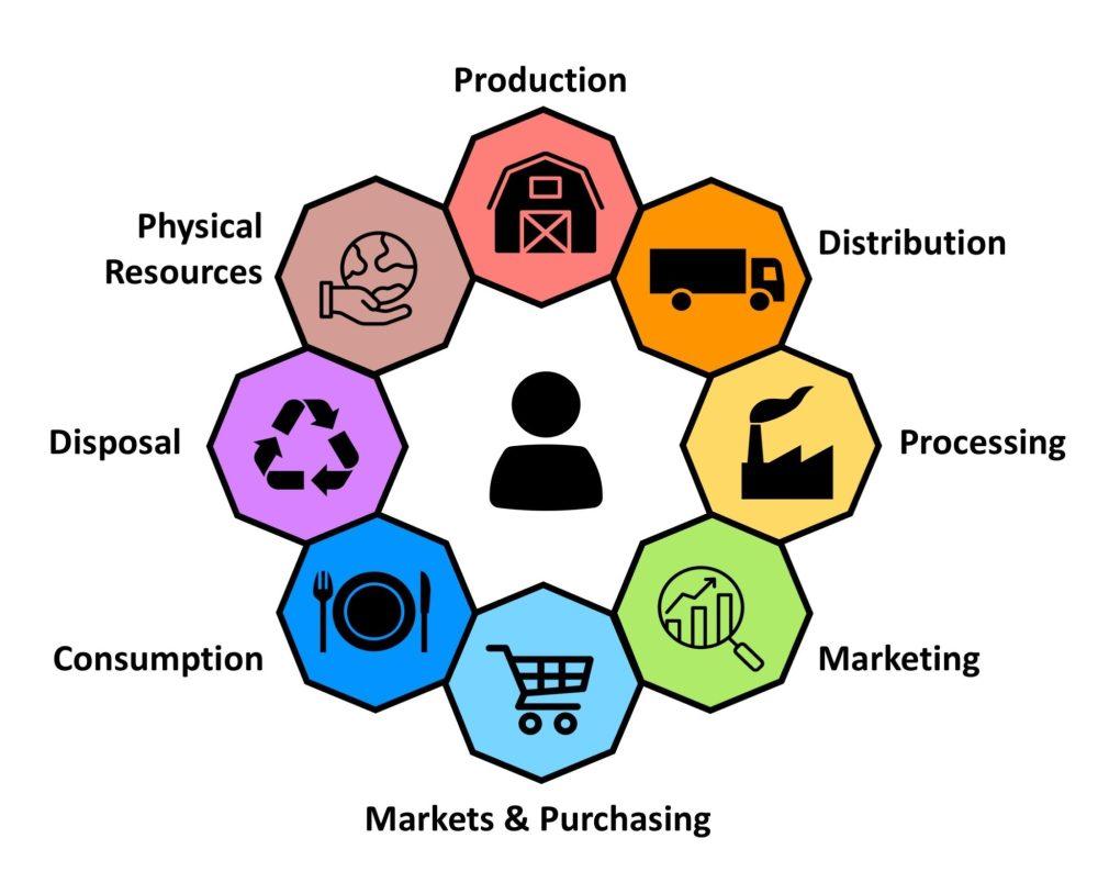 medium resolution of diagram of food systems
