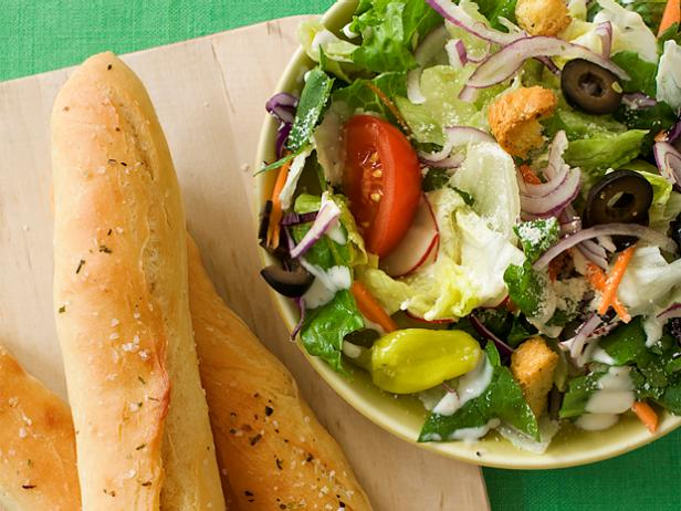 Almost Famous Garden Salad Recipe Food Network Kitchen Food