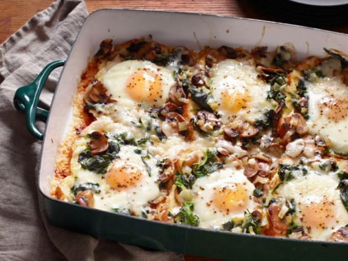 christmas brunch recipes and ideas food network