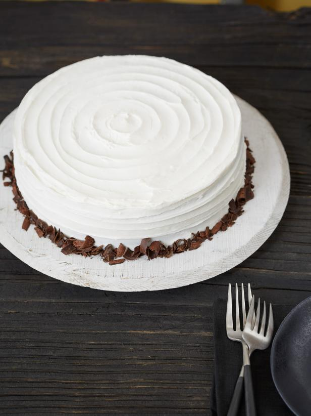 Chocolate Cake with American Buttercream Frosting Recipe