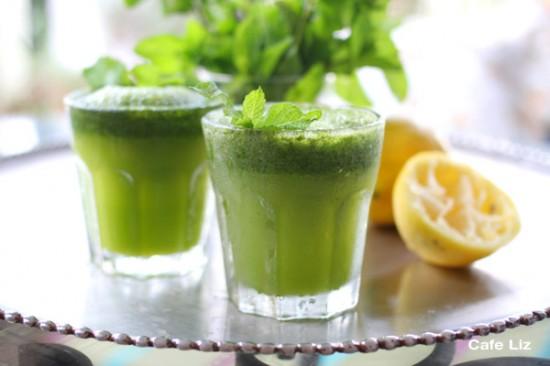 Image result for mint lime lemonade