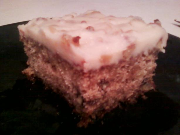 About This Recipe -   Swedish Nut Cake