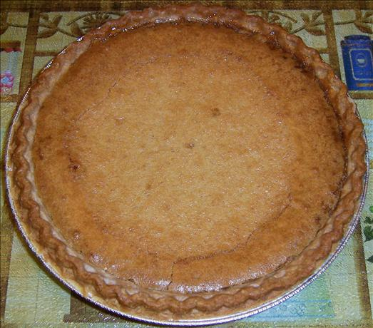 Brown Sugar Pie