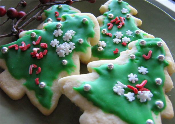 About This Recipe -   Christmas Cookies