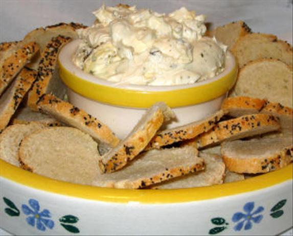 Boursin Cheese Spread – Copycat