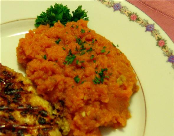 Pumpkin Salad (Tirshi)
