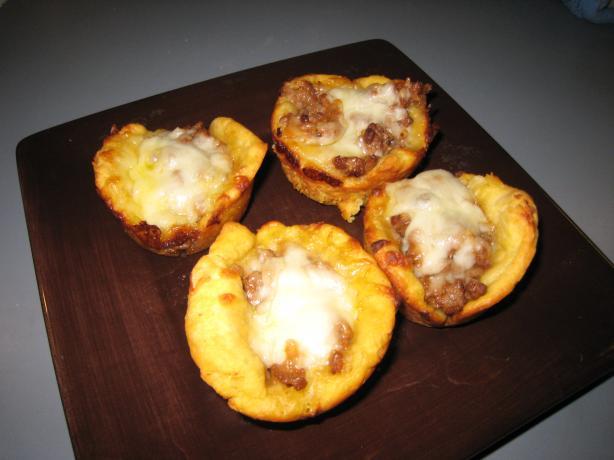 BBQ Muffins