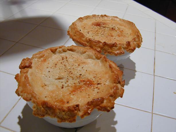 Country Chicken Pot Pie