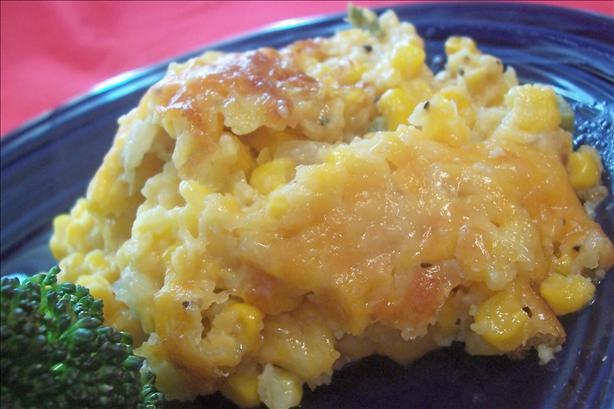 Shirley's Corn Casserole