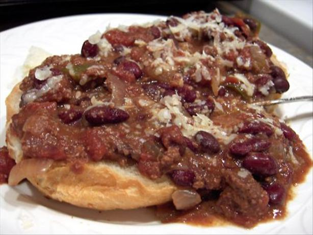 Diane's Crock Pot Chili Con Carne