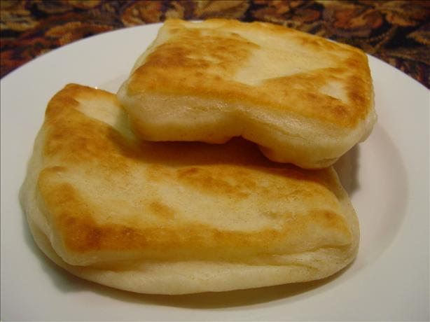 Sopapillas (Yeast variation)