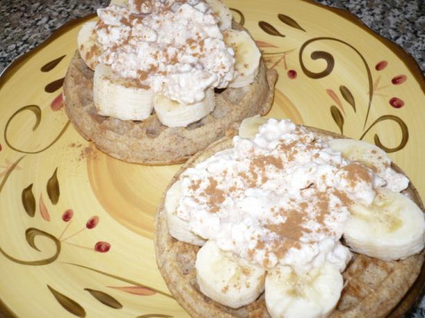 Cottage Cheese-Banana Breakfast Delite