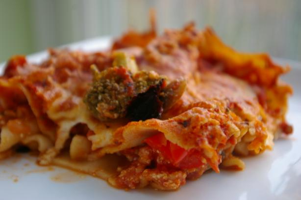 Easy Cheese Lasagna(WW)
