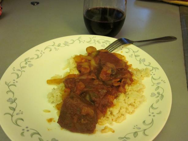 Elk Swiss Steak