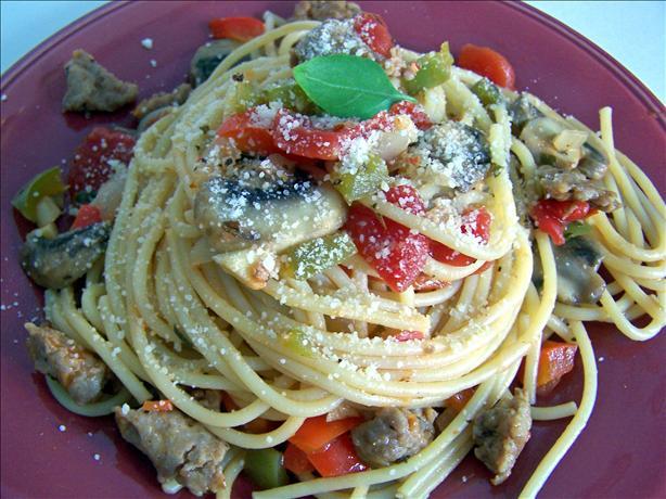Bachelor Pasta