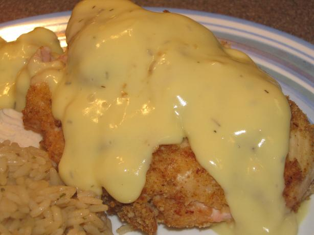Lemon Thyme Chicken Crunch