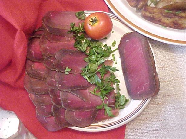 Chaimen- an Armenian Spice Rub! (Use for Basterma)