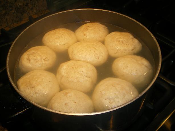 Matzoh Balls