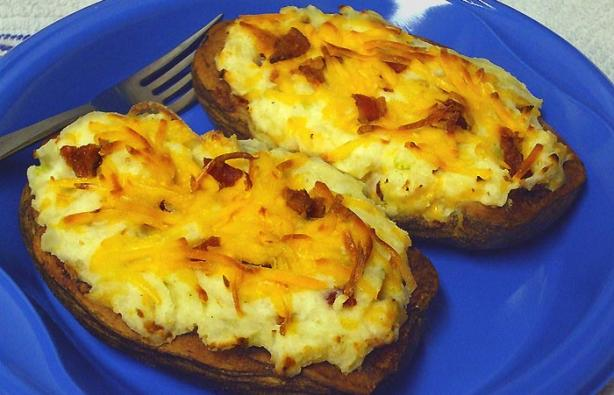 Marks Twice Baked Potatoes
