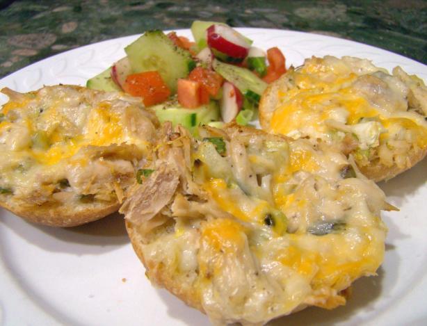 Tuna Crunch Lunch