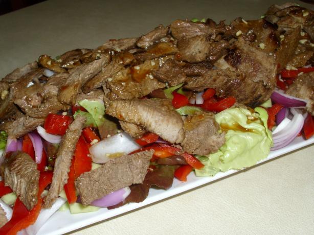 Low-Fat Thai Steak Salad